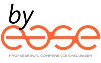 by ease logo met tagline